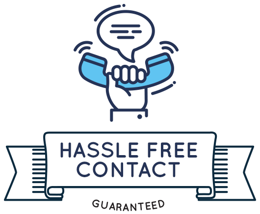 Hassle-Free-Contact