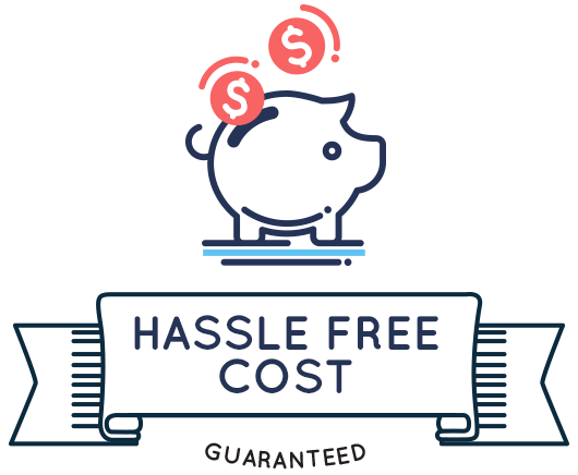 Hassle-Free-Cost